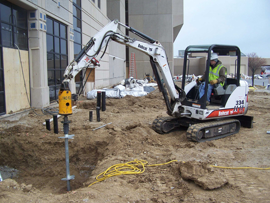 Commercial Foundation Repair Systems For New Construction