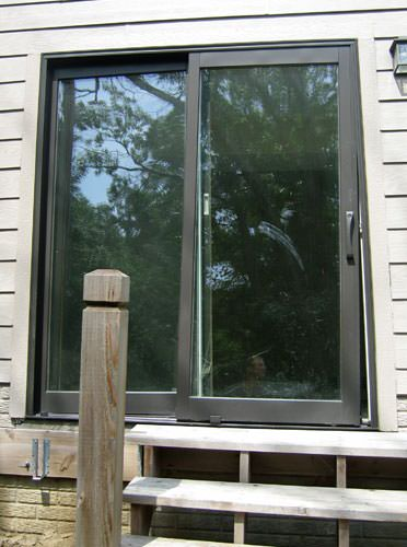 ... Sliding Doors That Are Crooked And Jamming Due To A Foundation Issue In  Cave Creek Home ...